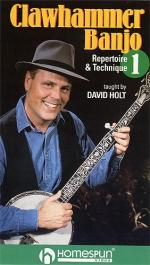 Clawhammer Banjo:video 1 Sheet Music