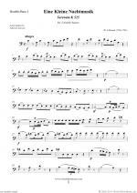 Eine Kleine Nachtmusik (parts) Sheet Music