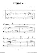 Fascination Sheet Music