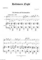 Halloween Collection Sheet Music