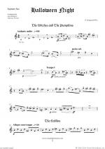 Halloween Collection (parts) Sheet Music