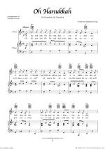 Hanukkah Songs Collection (Chanukah songs) Sheet Music