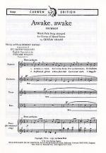 Awake, Awake (Trymder) Sheet Music