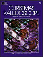 Christmas Kaleidoscope-Cello Sheet Music