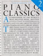 The Library Of Piano Classics Book 2 Sheet Music