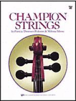 Champion Strings-Cello Sheet Music