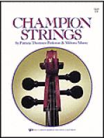 Champion Strings - Violin Sheet Music