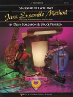 Standard Of Excellence: Jazz Ensemble Method (1st Trombone) Sheet Music
