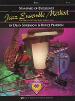 Standard Of Excellence: Jazz Ensemble Method: Bass Sheet Music