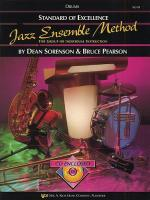 Standard Of Excellence: Jazz Ensemble Method: Drums Sheet Music