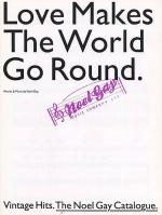 Love Makes The World Go Round (PVG) Sheet Music
