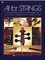 All For Strings Book 2-Viola Sheet Music