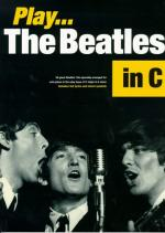 Play The Beatles In C Sheet Music