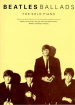 The Beatles Ballads For Solo Piano Sheet Music