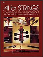 All For Strings Book 3-Viola Sheet Music