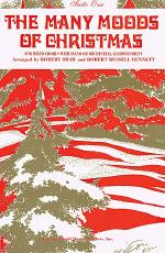 Many Moods Christmas - Suite 1 (SATB - Choir) Sheet Music