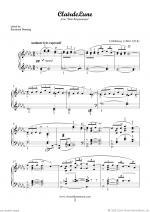 Clair de Lune (New Edition) Sheet Music
