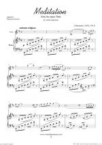 Meditation from Thais (New Edition) Sheet Music