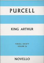 Purcell Society Volume 26 - King Arthur (Arr. Laurie) Sheet Music