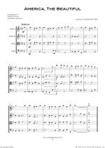 Patriotic Collection, USA Tunes and Songs (f.score) Sheet Music