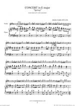 "Concertos ""Four Seasons"" Sheet Music"