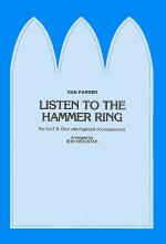 Listen to the Hammer Ring Sheet Music