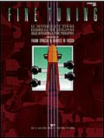 Fine Tuning-String Bass Sheet Music