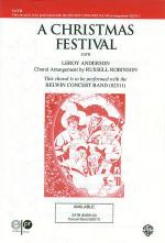 A Christmas Festival Sheet Music