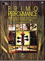 Primo Performance-Cello Sheet Music