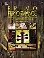 Primo Performance-Violin Sheet Music