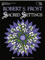 Sacred Settings, Trombone/Bassoon Sheet Music