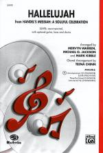 Hallelujah from Handels Messiah SATB Sheet Music