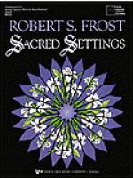 Sacred Settings, Cello Sheet Music