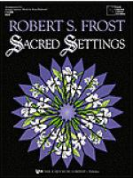 Sacred Settings, French Horn Sheet Music