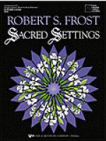 Sacred Settings, Piano/Organ/Guitar Sheet Music