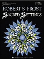 Sacred Settings, Clarinet/Trumpet Sheet Music