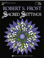 Sacred Settings, Violin Sheet Music