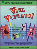 Viva Vibrato! Viola Sheet Music