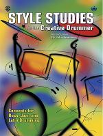 Style Studies for the Creative Drummer Sheet Music