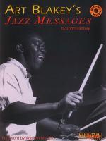 Art Blakey's Jazz Messages Sheet Music
