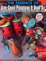 The Essence of Afro-Cuban Percussion & Drum Set Sheet Music