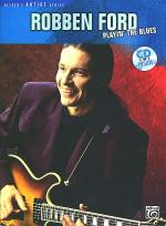 Playin' The Blues - Book/CD Sheet Music