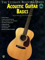 Acoustic Guitar Basics, Steps One & Two Combined (Book and CD) Sheet Music