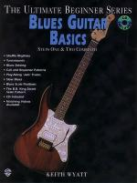 Ultimate Beginner Blues Guitar Basics Sheet Music