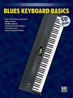 Ultimate Beginner Blues Keyboard Basics Sheet Music