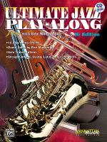 Ultimate Jazz Play-Along (Jam with Eric Marienthal) Sheet Music