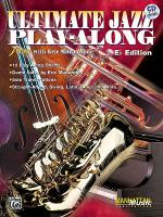 Ultimate Jazz Play-Along - E-flat Edition (Book and CD) Sheet Music