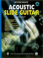 Beyond Basics - Acoustic Slide Guitar Sheet Music