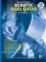 Beyond Basics - Acoustic Blues Guitar Sheet Music