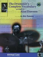 The Drummer's Complete Vocabulary As Taught by Alan Dawson Sheet Music